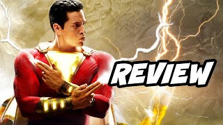 Shazam Review NO SPOILERS - Justice League DCEU Movie Ranking Breakdown
