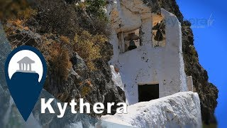 Kythera | Monastery of Agios Yannis  on the  Cliff