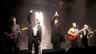 Reasons To Be Cheerful Pt 3 - The Blockheads (feat. Andy Serkis) - Electric Ballroom 17/12/09