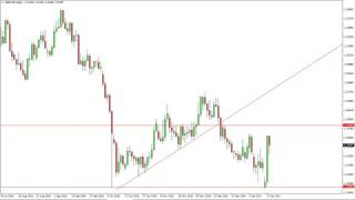 GBP/USD GBP/USD Technical Analysis for January 19 2017 by FXEmpire.com