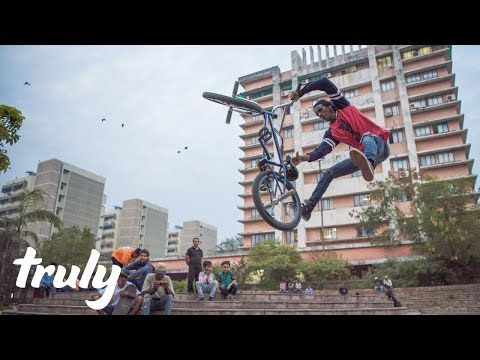 Indian Slum Kid Becomes Insane BMX Champ | TRULY