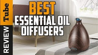 ✅Diffuser: Best Essential Oil Diffuser 2021 (Buying Guide)