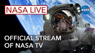 NASA Live Official Stream of NASA TV