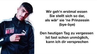 MERO   WOLKE 10 (lyrics)