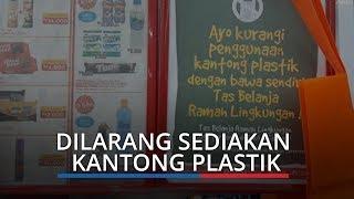Mulai Desember 2020, Pusat Perbelanjaan di Padang Dilarang Sediakan Kantong Plastik untuk Pembeli