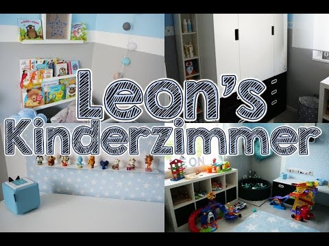 Leon's neues Kinderzimmer | Roomtour 🏡