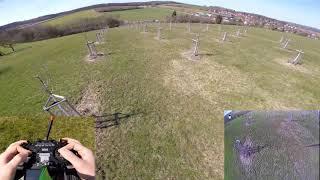 Frühling +DVR +Stickcam   FPV Freestyle