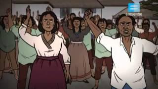 """TUPAC AMARU Y SU """"""""GRAN REBELION"""""""" ANRTICOLONIAL EN EL AÑO 1780"""