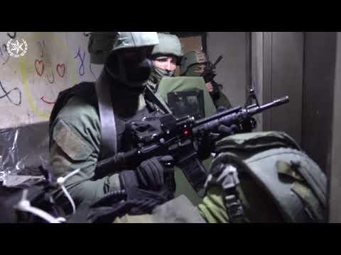 צפו: מעצר המזייפים אישורי כניסה לארץ