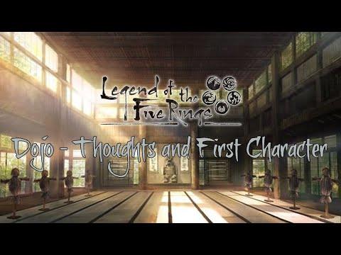 L5R Dojo – L5R Character Creation