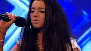 Chloe Victoria's X Factor Audition  Full Version