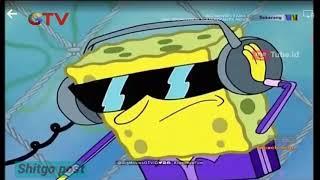 Spongebob Versi DJ Dasar Lo Anjay