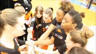 preview picture of video 'Tango Bourges Basket vs UFAB49 – INSIDE'