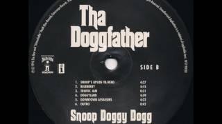 Snoop Doggy Dogg Ft Tha Dogg Pound & Lbc Crew - Blueberry - LP Death Row Records 1996 - G-FUNK