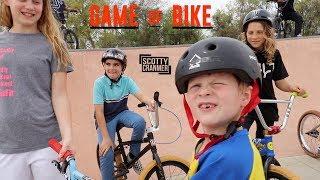 KIDS GAME OF BIKE!