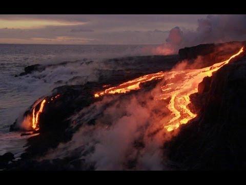 River of Lava | Benedict Cumberbatch Narrates South Pacific | BBC Earth