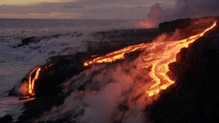 River of Lava | Benedict Cumberbatch Narrates South Pacific | BBC Earth
