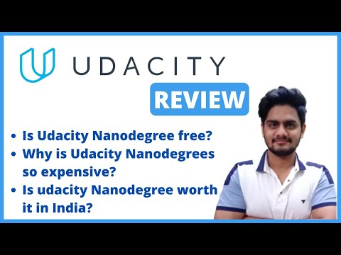 Udacity Free Courses | Pricing & Costs | Free Certificates - YouTube
