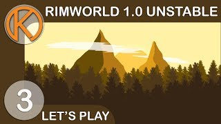 Snake Eater | Let's Play RimWorld Naked Brutality 1 0 Ep 1