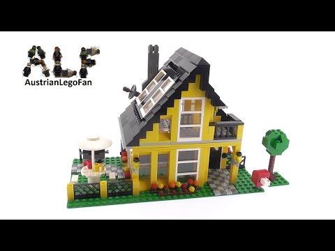 Vidéo LEGO Creator 4996 : La maison d'été