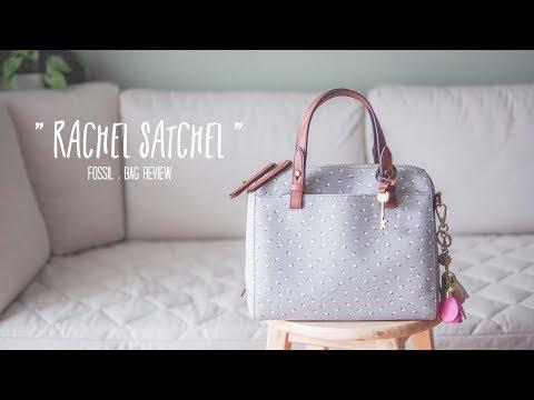 Review | Fossil – Rachel Satchel Handbag
