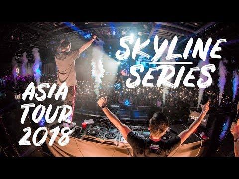 ASIA THANK YOU - SKYLINE SERIES #08