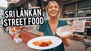 We Tried Sri Lankan Street Food in Colombo
