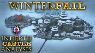 WINTERFELL detailed CASTLE analysis: Game of Thrones