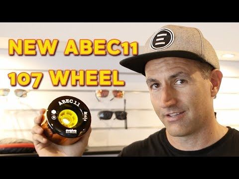 ABEC11 107mm Review and COMPETITION – Evolve Skateboards Weekly Ep. 35