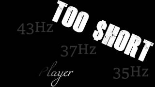 I'm A Player - Too $hort