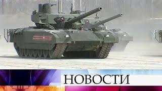 Вподмосковном Алабине проводят ежегодную военно-патриотическую акцию «Под знаменем Победы!».