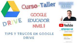 Google Drive Tips Para Sacarle Mayor Provecho