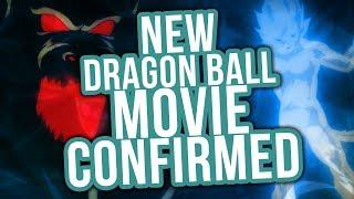 Major New Dragon Ball Movie CONFIRMED!