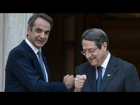 Τις σχέσεις με την Τουρκία έθεσαν Κυρ. Μητσοτάκης και Ν. Αναστασιάδης στη Σύνοδο Κορυφής…