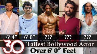 """Bollywood Actors Height - 30 Tallest Bollywood Actor 