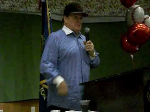 Sample video for Pete Rose