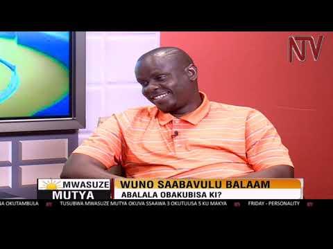 Mwasuzemutya: Emboozi ya Balaam Barugahare