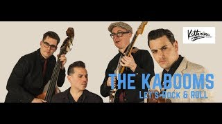 THE KABOOMS PROMO - KATHRINA BOOKING AGENCY