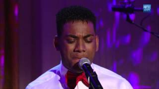 "Joshua Ledet Performs ""When a Man Loves a Woman"" at In Performance at the White House"