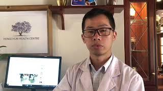 3-minute Chinese Medicine study ---gangrene