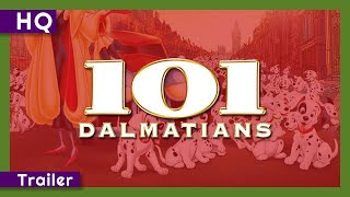101 Dalmatians (1961) Trailer