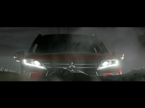 Mitsubishi  Eclipse Cross Кроссовер класса J - рекламное видео 3