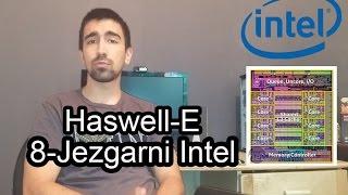 Novi Intel 8-Jezgarni Procesori Haswell-E X99