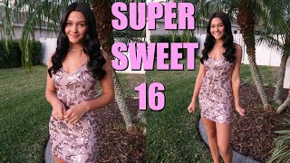 MY SWEET 16 BIRTHDAY PARTY! COME PARTY WITH ME! BIRTHDAY VLOG! EMMA AND ELLIE
