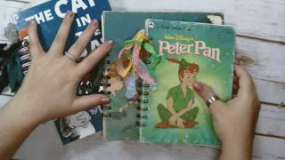 3 Children's Books Turned Into Junk Journals