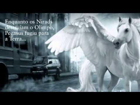 Pegasus e o Fogo do Olimpo Booktrailer