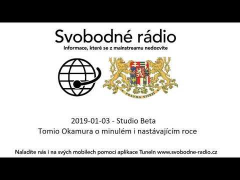 Tomio Okamura: Tomio Okamura ve vysílání Svobodného rádia