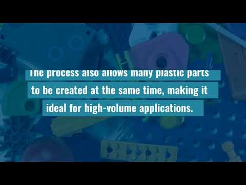 The Plastic Injection Molding Process - YouTube