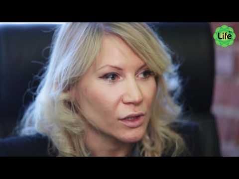 Alena Popova on Life TV