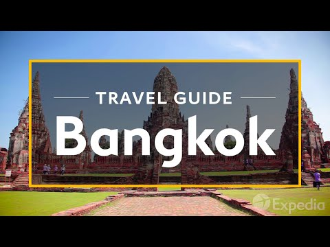Bangkok Vacation Travel Guide